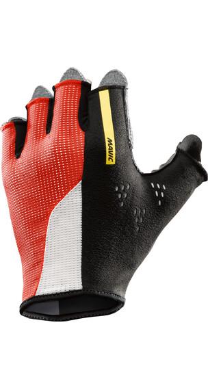 Mavic Cosmic Pro Handskar Herr röd/svart